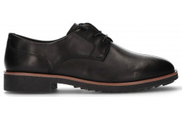 CLARKS GRIFFIN LANE SCHUHE  BLACK