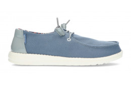 SCHUHE DUDE WENDY D1214  CITADEL_BLUE